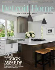 Kim Abbott   Detroit Home Design Award 2016
